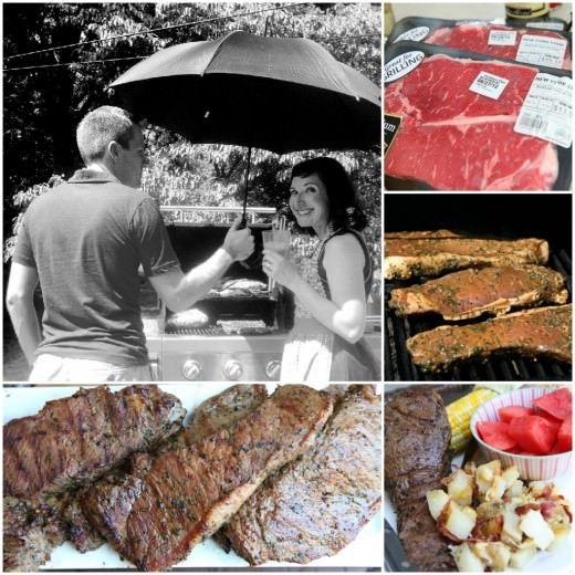 Best Steak Marinade in Existence: Labor Day Steak Feast For Under $100