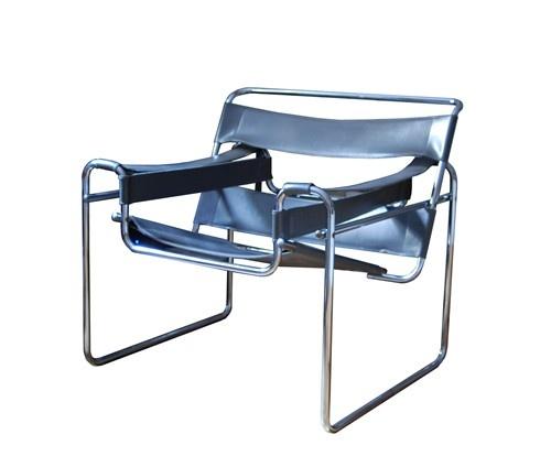 Vintage wassily chair by marcel breuer vandm