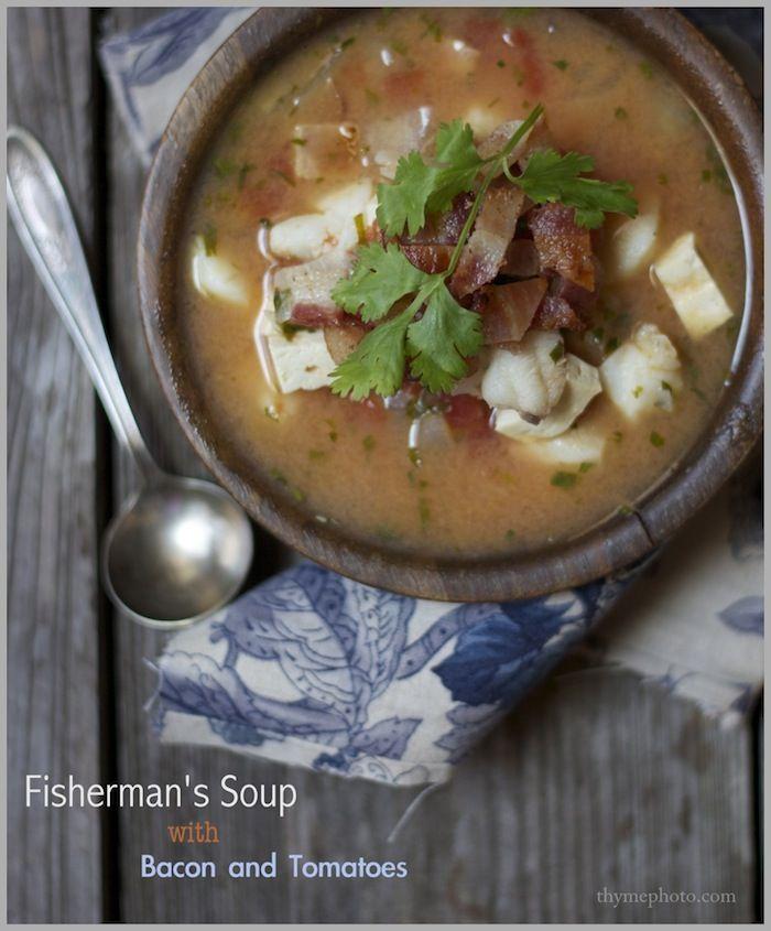 Fisherman's Soup | Soup | Pinterest
