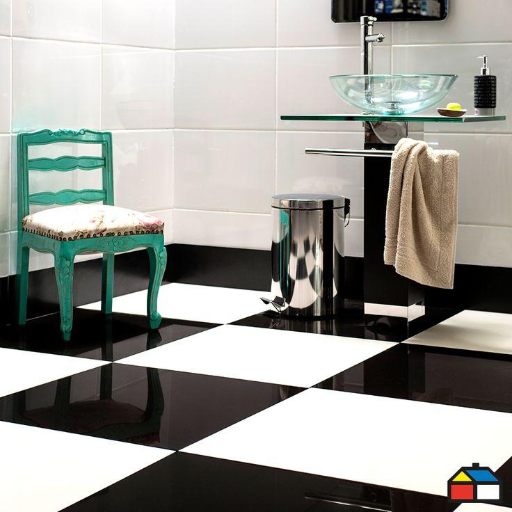 Pisos Para Baño Homecenter:Porcelanato #Pisos #Baño