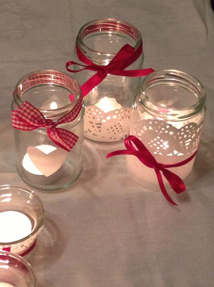Decorating Ideas > Pin By Bethany Nottage On Wedding Decorations  Pinterest ~ 195421_Decorating Christmas Jars Ideas