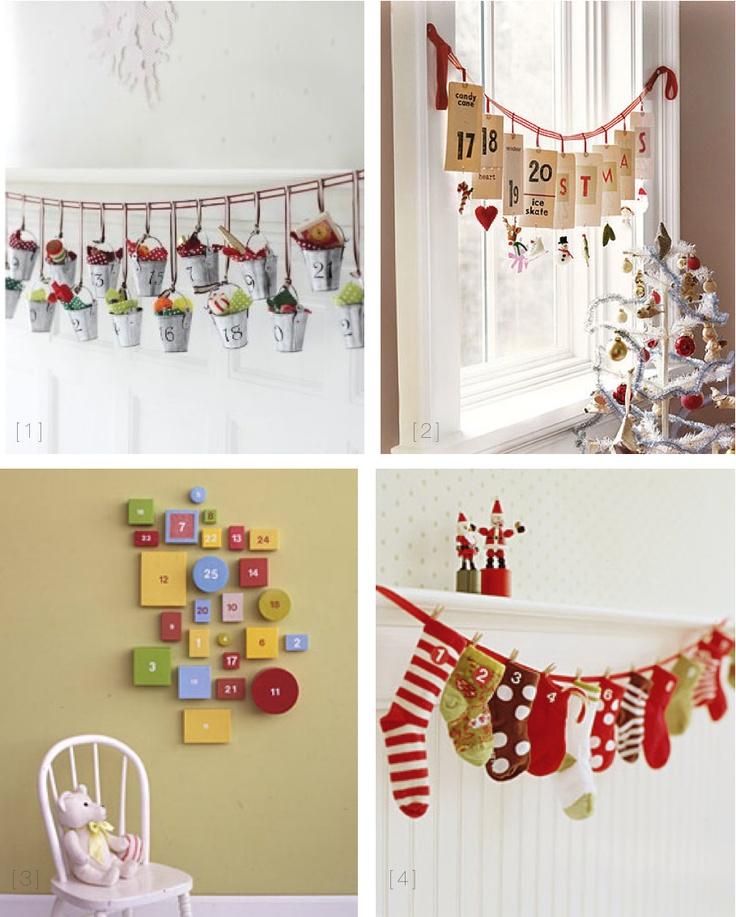 Ideas For Advent Calendar Gifts : Advent calendar ideas jól pinterest