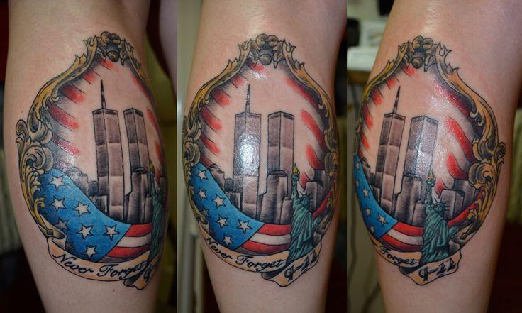 9 11 Tribute Tattoos