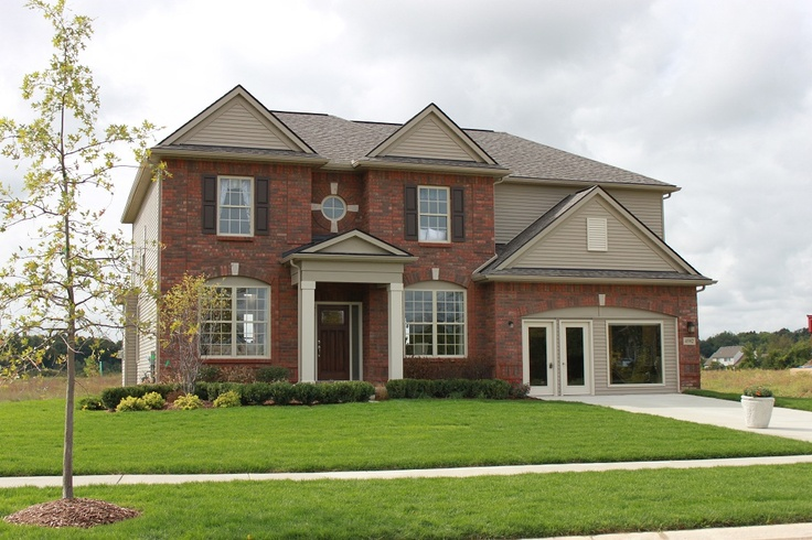 Pin by lombardo homes on barclay model at silverleaf for Lombardo homes
