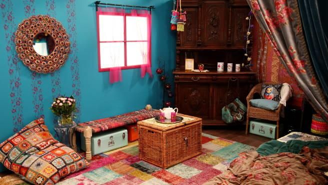 decoration chambre hippie chic box chambre boheme deco. Black Bedroom Furniture Sets. Home Design Ideas