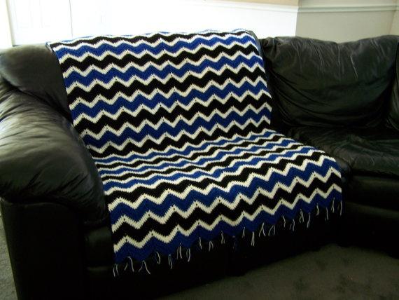Crochet  Afghan , Crochet Blanket.