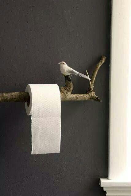 Toilet Paper Holder Diy Pinterest