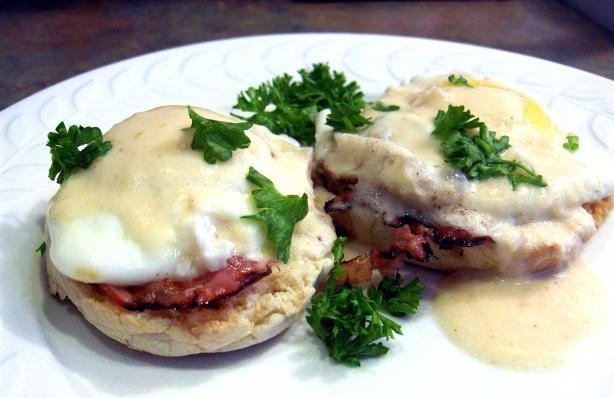 Ceptionally Healthy Eggs Benedict | Recipe