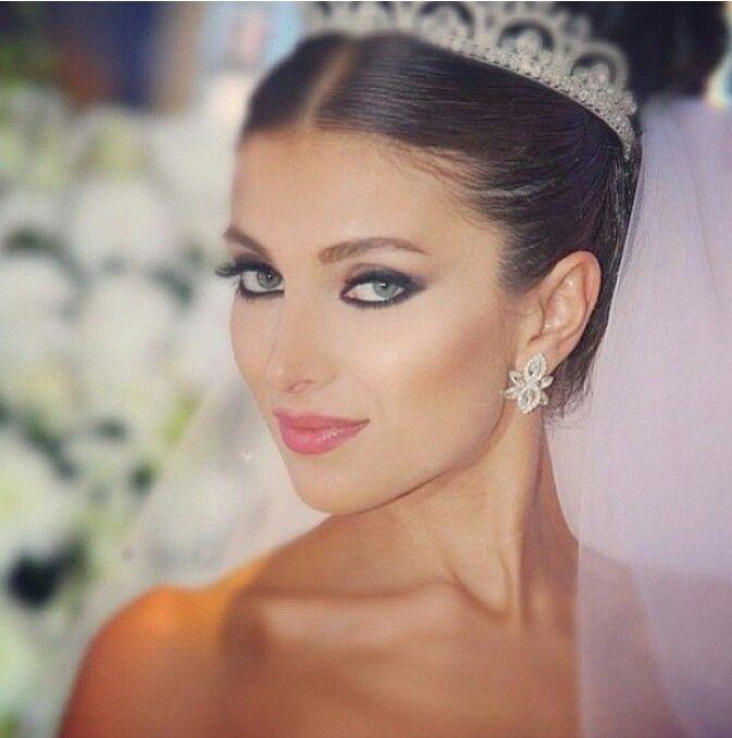 arabic bridal makeup wedding looks pinterest