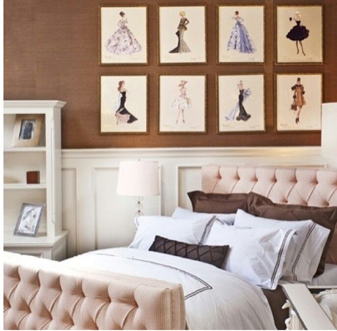 Pin by teressa faucett on the comfort of home pinterest for Pretty room decor