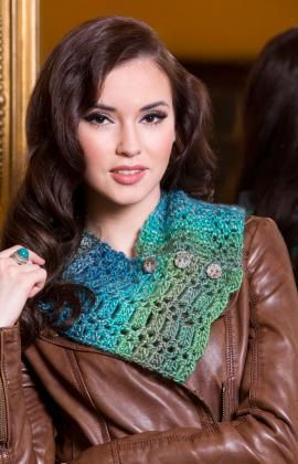 Cowls and Neckwarmers Free Crochet Patterns on Pinterest