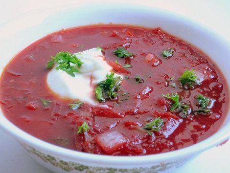 Ukrainian Red Borscht | Food | Pinterest