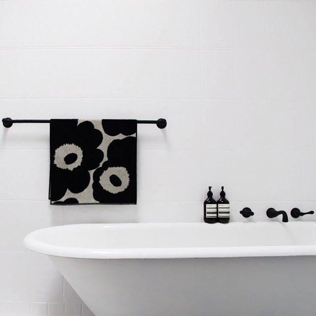 Bathroom Taps Black : Found on silver-blonde.tumblr.com