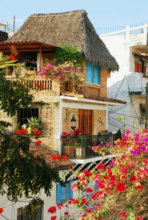 My Dream House Mexican Style Boho In Mexico Pinterest