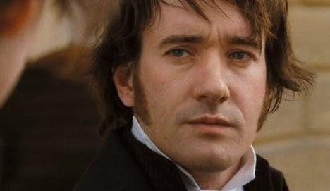 Pride and Prejudice's Mr. Darcy (Matthew MacFadyen)