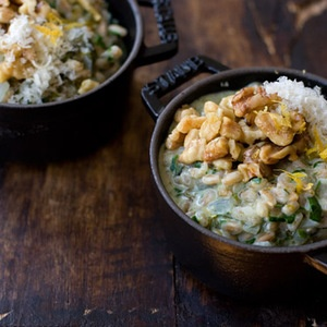 Barley Seaweed Risotto is packed with antioxidants, iron, fiber and ...
