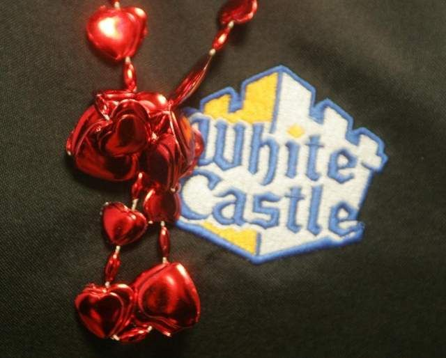 white castle valentine's day locations