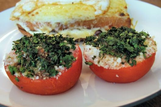Provencal tomatoes | Yummy things | Pinterest