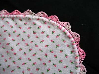 Crochet Lace Edging Free Pattern : free lace edging crochet pattern Crochet Pinterest