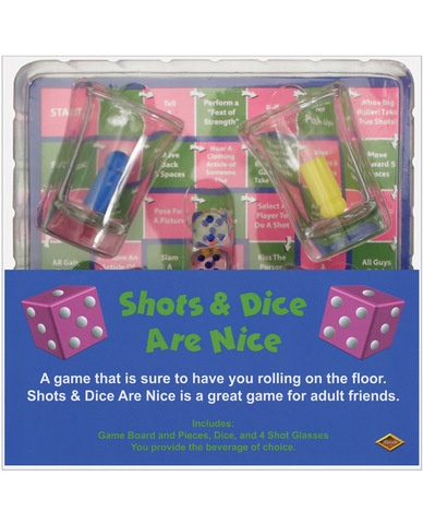 4 dice drinking game