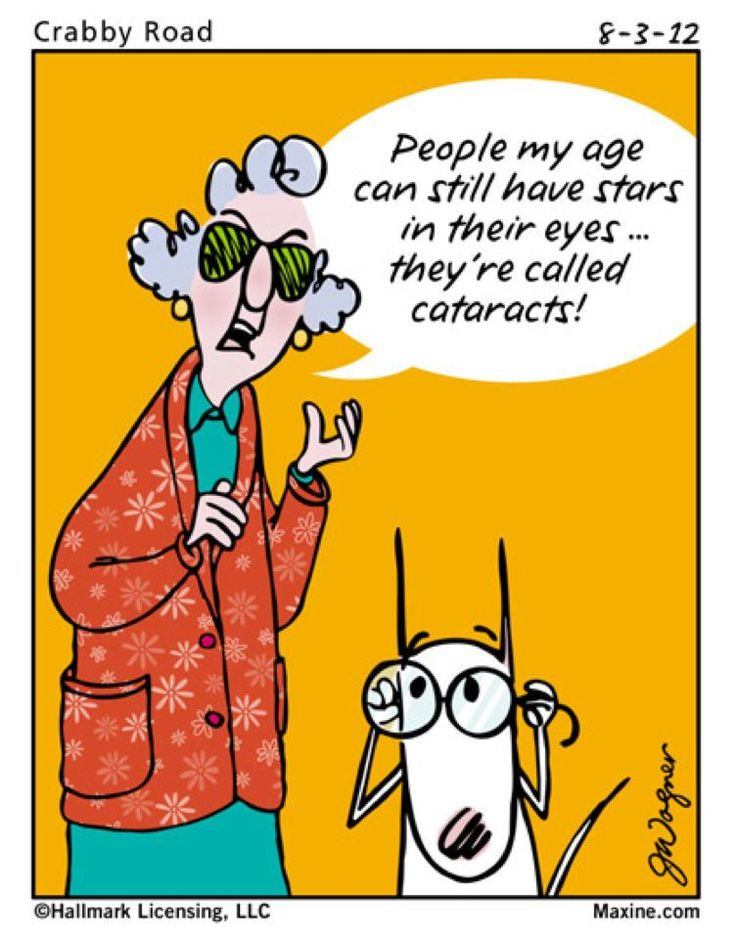 cataract-humor Images - Frompo - 1