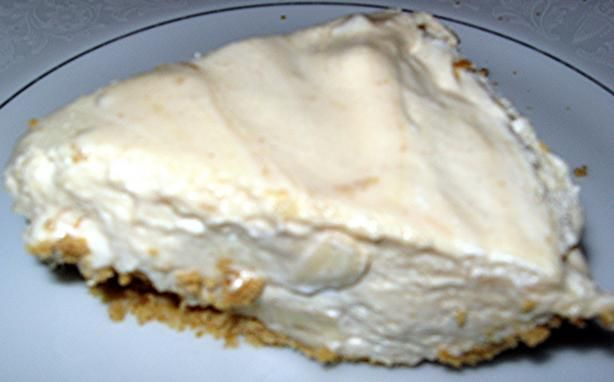 Peanut Butter and Banana Pie | Recipe