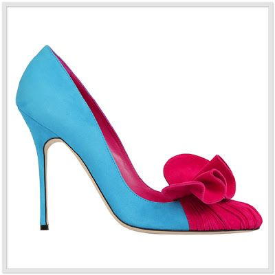 Manolo Blahnik Shoes 2013. Funky Shoes Hairline Illusions Loves http