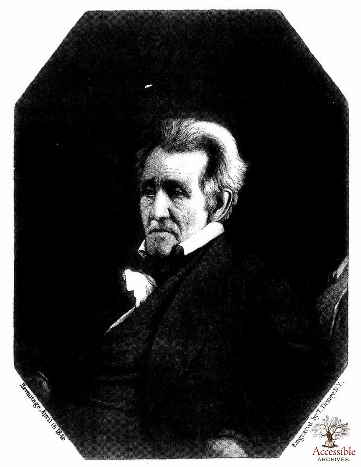 a biography of the seventh president of the united states andrew jackson President andrew jackson 7th president of the united states : trivia facts and information do you know these facts about the seventh president of the united states.