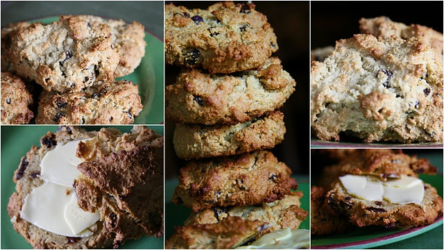 grain free irish soda bread biscuits | My dairy free, grain free, ref ...
