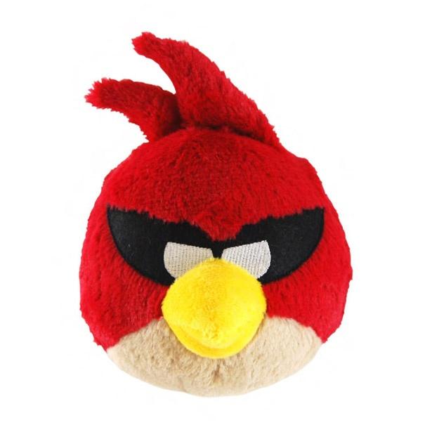 Plush Space Angry Bird.