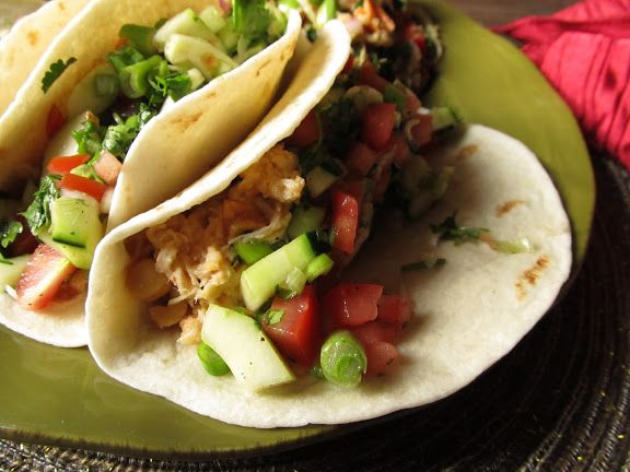 Thai Tango Chicken Tacos | Food and Drink | Pinterest