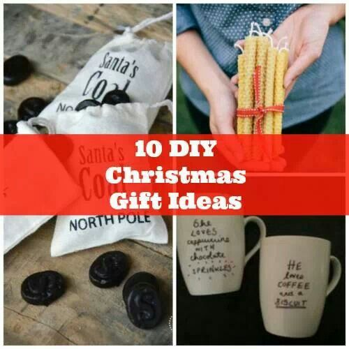10 Do It Yourself Christmas Gift Ideas Gift Ideas