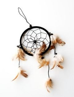 Make Your Own Dreamcatcher    Dreamcatchers look good against a wall as decoration, or hang them near a bed or window if you want to catch your dreams.