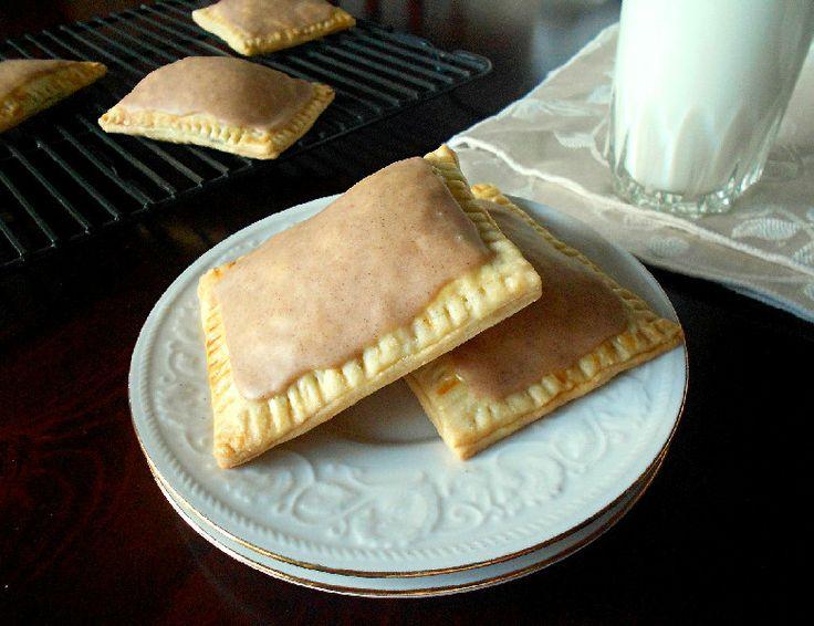 Homemade Cinnamon Brown Sugar Pop-Tarts | Breakfast or Snacks | Pinte ...