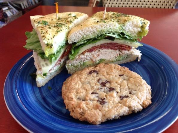 Cobb Sandwich at Pinon in SLC, Utah | slcfoodradar | Pinterest