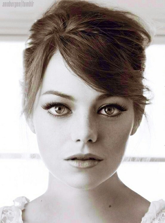 Emma Stone- Perfect for Annie Kennedy from A Love Surrendered