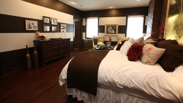 Master bedroom if i could build my own home pinterest for Extreme makeover home edition bedroom ideas