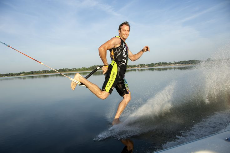 how to start barefoot skiing