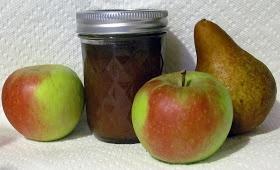 Pear Apple Butter | Canning | Pinterest