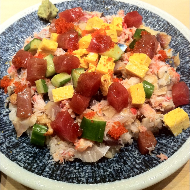 Sushi bowl | Put it in my Mouth! | Pinterest