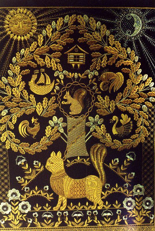 Торжок вышивка золотом обучение 7
