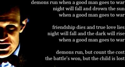 Demons Run Poem Words Make Me Happy