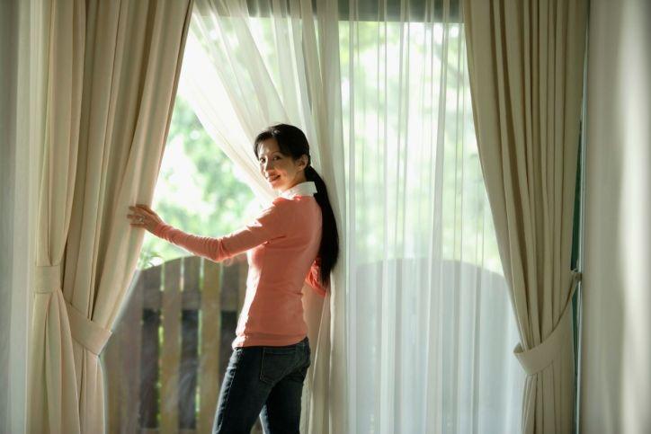 Tipos de telas para cortinas Favorite Places & Spaces Pinterest