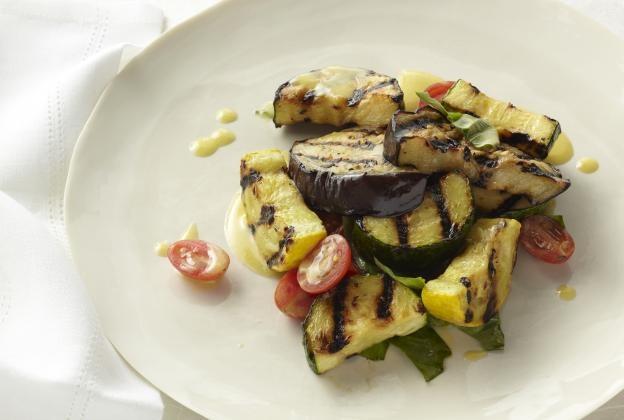 Grilled Ratatouille Salad | Food | Pinterest
