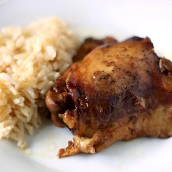Slow Cooker Chicken Adobo | Crock Pot/Slow Cooker | Pinterest