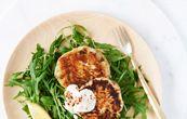 ... · Energising: Grain Free Salmon Burgers with Lemon Tahini Dressing