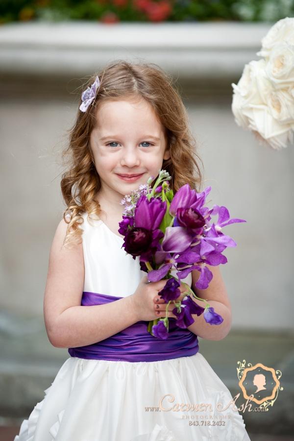 Bride Flower Girl Bouquet: The french bouquet inspiring wedding ...