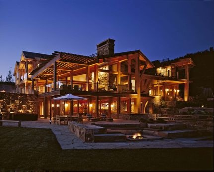 Pin by jeff kroll colorado dream properties on dream homes for Luxury homes in alaska