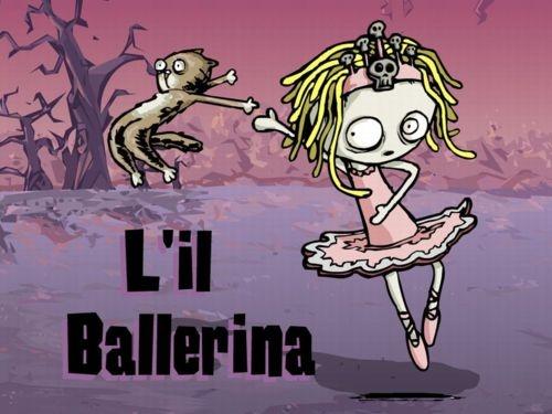 leonore the cute dead girl:
