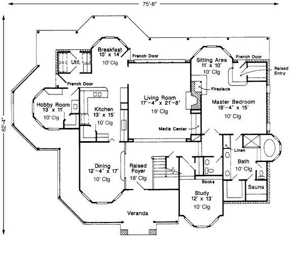 Glorious queen anne victorian for Queen anne home designs